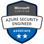 Microsoft Certified Azure Security Engineer Associate